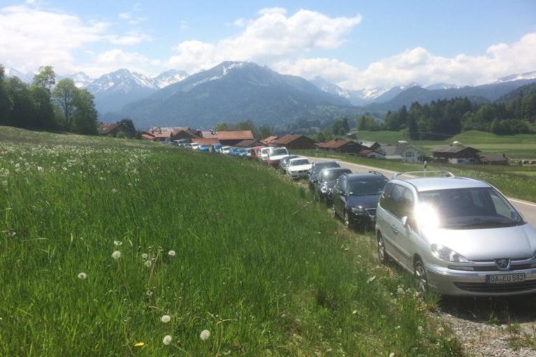 Die neue Normalität in Oberstdorf?