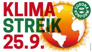Mitmachen beim Klimastreik