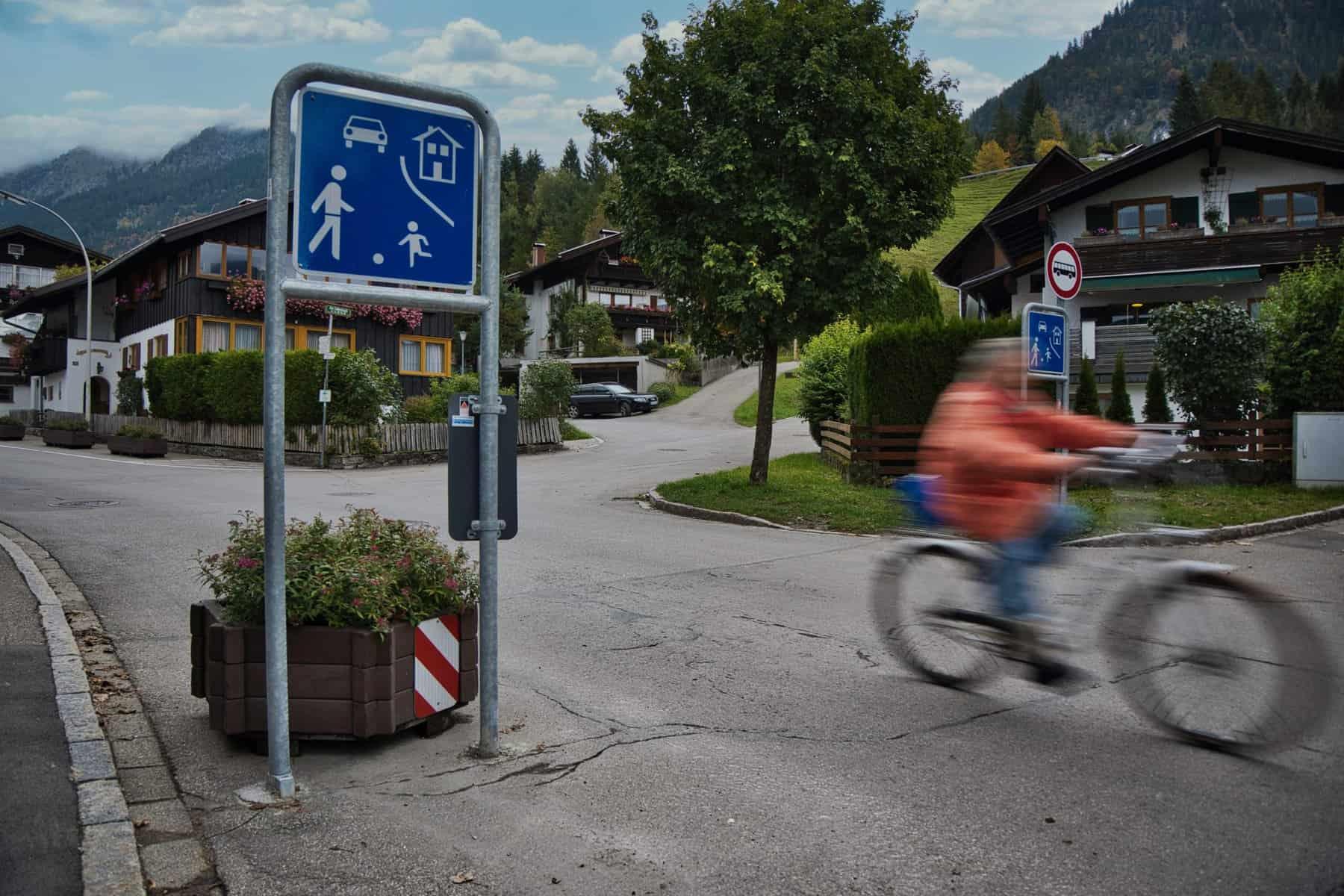 Mehr Sicherheit auf der Faltenbachstraße